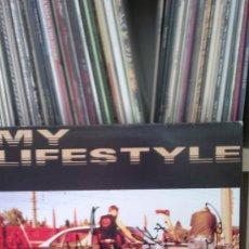Discos de vinilo: 79ERS - MY LIFESTYLE ( PSYCHOBILLY ). Lote 36811786