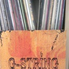 Discos de vinilo: G-STRING - PUNKER LOSER DRUNKER ( PSYCHOBILLY ). Lote 36811861