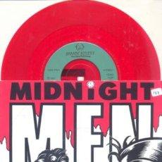 "Disques de vinyle: THE MIDNIGHT MEN - BAD IN BED - 7"" SINGLE 45 GARAGE POWER POP PUNK HARDCORE. Lote 36814276"