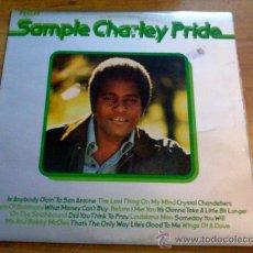 Discos de vinilo: CHARLEY PRIDE. 4 LPS EDICION INGLESA.. Lote 36814304