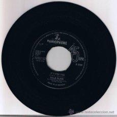 Discos de vinilo: CILLA BLACK - IT'S FOR YOU - HE WON'T ASK ME - 1964. Lote 36814505