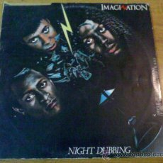 Discos de vinilo: IMAGINATION. NIGHT DUBBING.. Lote 36830977