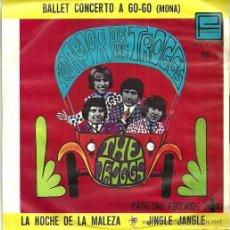 Discos de vinilo: THE TROGGS EP SELLO PAGE ONE AÑO 1970 EDITADO EN MEXICO. Lote 36823932