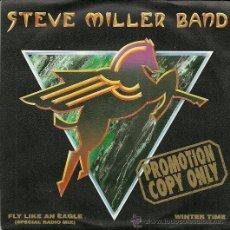 Disques de vinyle: STEVE MILLER BAND SINGLE SELLO ARCADE AÑO 1991 (PROMOCIONAL). Lote 36824193