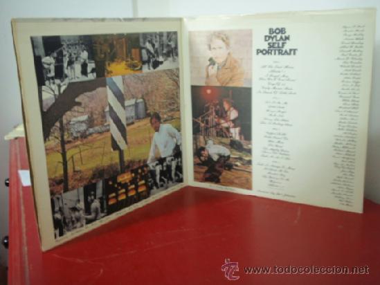 Discos de vinilo: BOB DYLAN ( SELF PORTRAIT ) 2LPS USA COLUMBIA CARATULA DOBLE - Foto 4 - 14643277