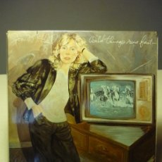 Discos de vinilo: JONI MITCHELL WILD THINGS RUN FAST. Lote 36849843