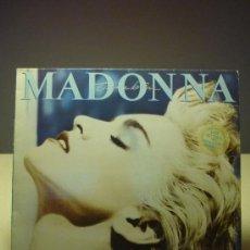 Discos de vinilo: MADONNA TRUE BLUE. Lote 36851591
