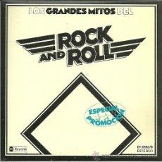 Discos de vinilo: TOMMY ROE / LLOYD PRICE... SINGLE SELLO MEDITERRANEO AÑO 1977 EDITADO EN ESPAÑA (PROMOCIONAL). Lote 36858455