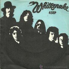 Discos de vinilo: WHITRSNAKE EP SELLO UNITED ARTIST AÑO 1980. Lote 36859122