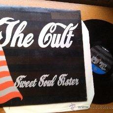 Discos de vinilo: CULT, THE - SWEET SOUL SISTER (12