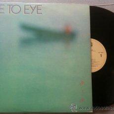 Discos de vinilo: LP EYE TO EYE-EYE TO EYE. Lote 36863059