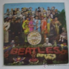 Discos de vinilo: THE BEATLES. Lote 36868776