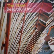 Discos de vinilo: THE THIEF BEAUTIFUL DAY MAXI. Lote 36871010