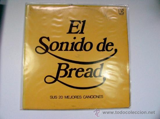 EL SONIDO DE BREAD 1978 (Música - Discos - LP Vinilo - Country y Folk)