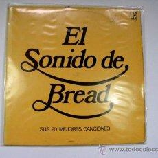 Discos de vinilo: EL SONIDO DE BREAD 1978. Lote 36890201