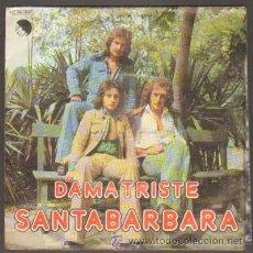 Discos de vinilo: SANTABÁRBARA DAMA TRISTE / PAZ RF-6643. Lote 36895021