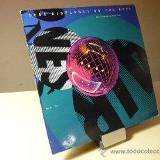 Discos de vinilo: PHILIP GLASS 1000 AIRPLANES ON THE ROOF VINILO LP. Lote 36895465