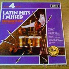Discos de vinilo: LATIN HITS I MISSED. EDMUNDO ROS. AND HIS ORCHESTRA.. Lote 86647259