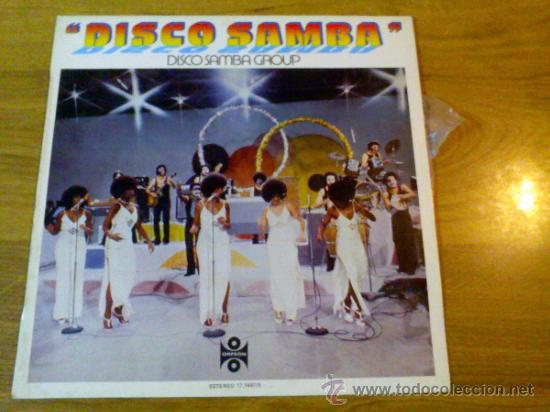 DISCO SAMBA . DISCO SAMBA GROUP. (Música - Discos - LP Vinilo - Disco y Dance)