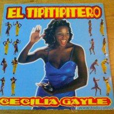 Discos de vinilo: CECILIA GAYLE. EL TIPITIPITERO. Lote 36901120