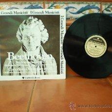 Discos de vinilo: LP DE BEETHOVEN. Lote 36908698