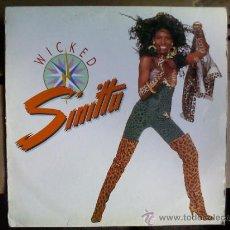 Discos de vinilo: WICKED. SINITTA.. Lote 36909160