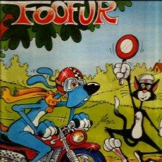 Discos de vinilo: LP FOOFUR ( CANCIONES EN ESPAÑOL) . Lote 36910994
