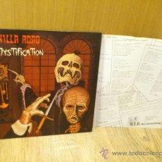 Discos de vinilo: MANILLA ROAD MYSTIFICATION LP VINILO ORIGINAL SUPER RARO METAL TRASH DEATH MANOWAR LEGEND. Lote 36911138
