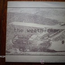 Discos de vinilo: THE WEATHERMEN - DEEP DOWN SOUTH + THE RED NECK AT THE CONTROLS . Lote 36935996