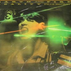 Discos de vinilo: EARTH AND FIRE - REALITY FILLS FANTASY - LP - VERTIGO 1980 SPAIN . Lote 36919810