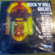 Discos de vinilo: ROCK´N´ROLL GREATS. 1989. Lote 36927156