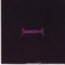 Discos de vinilo: SCARECROW - MANIPULATED MINDS + SERIOUS FACT (GERMANY HARDCORE 1990 ). Lote 36935953