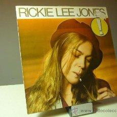 Discos de vinilo: RICKIE LEE JONES VINILO LP. Lote 36943546