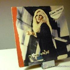 Discos de vinilo: KIM CARNES MISTAKEN IDENTITY VINILO LP. Lote 36944062