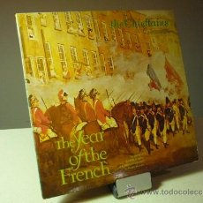 Discos de vinilo: THE CHIEFTAINS AND THE RTE CONCERT ORCHESTRA. THE YEAR OF THE FRENCH VINILO LP. Lote 36944214