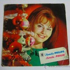 Discos de vinilo: SINGLE ROCIO DÚRCAL, FAMILIA PHILIS.. Lote 36981668
