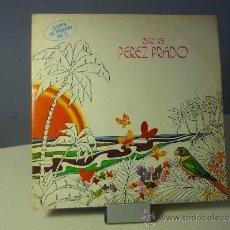 Discos de vinilo: PEREZ PRADO ESTE ES PÉREZ PRADO VINILO LP. Lote 36949978