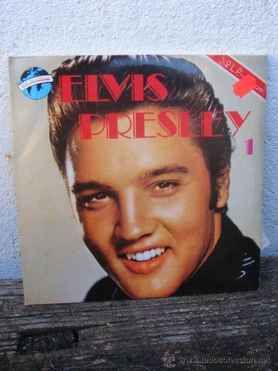 LP ELVIS PRESLEY (Música - Discos - LP Vinilo - Pop - Rock - Extranjero de los 70)