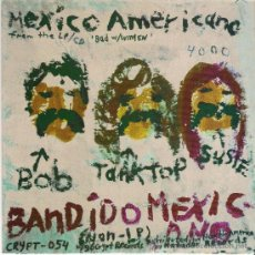 Discos de vinilo: DM BOB & THE DEFICITS - MEXICO AMERICANO ( 1996 CRYPT 054 ) GARAGE,PUNK. Lote 36952374