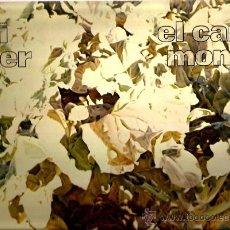 Discos de vinilo: LP TOTI SOLER : EL CANT MONJO . Lote 36952665