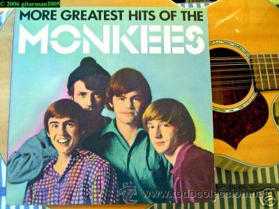 THE MONKEES / MORE GREATEST HITS !! ORIG USA , COLLECTORS !!! (Música - Discos - LP Vinilo - Pop - Rock Extranjero de los 50 y 60)