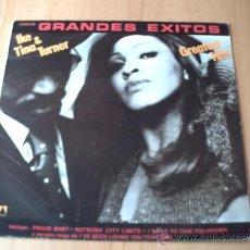 Discos de vinilo: GRANDES ÉXITOS IKE & TINA TURNER EDICIÓN ESPAÑOLA EMI-ODEON 1979. Lote 36958201
