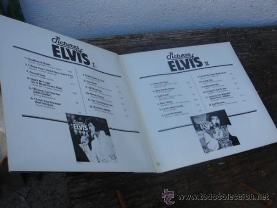 Discos de vinilo: LP ELVIS PRESLEY - Foto 2 - 36950993