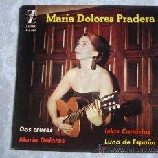 Discos de vinil: SINGLE MARIA DOLORES PRADERA, ZAFIRO Z-E 367 AÑO 1962.. Lote 36971039