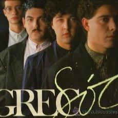 Discos de vinilo: LP GREC : SOC (ROCK CATALA ) . Lote 36974571