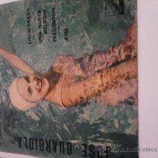 Discos de vinilo: JOSE GUARDIOLA -III FESTIVAL BENIDORM 1961. Lote 36980270
