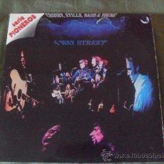 Discos de vinilo: CROSBY, STILLS, NASH & YOUNG, FOUR WAY STREET- ATLANTIC 1971. Lote 36983522