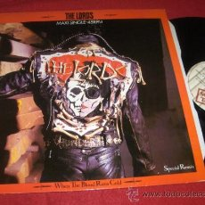 Discos de vinilo: THE LORDS OF THE NEW CHURCH WHEN THE BLOOD RUNS COLD (SPECIAL REMIX)/SUBSTITUT +1 12