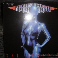 Discos de vinilo: THE HEAVY'S - METAL MARATHON. Lote 36996260