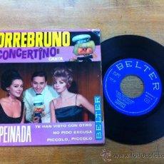 Discos de vinilo: TORREBRUNO EN